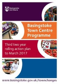 Town centre rolling plan cover - web