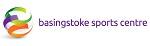 Logo with link to Basingstoke sports centre website