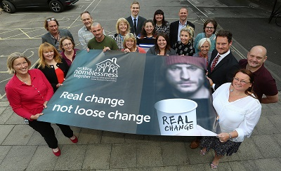 Real change not loose change 400