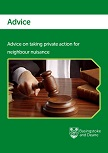 Advice on taking private action for neighbour nuisance-web