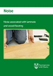 Noise associated with laminate and wood flooring-web