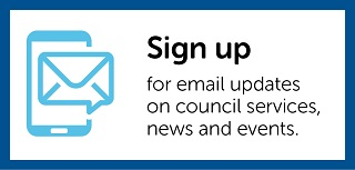 Email sign up button-sml