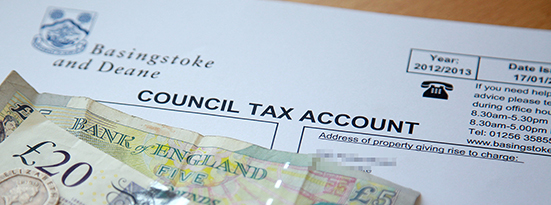 Council tax image