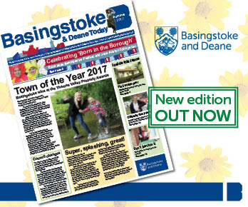 Summer Basingstoke & Deane Today Out Now