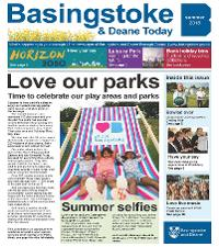B&D Today Summer 2018 front page