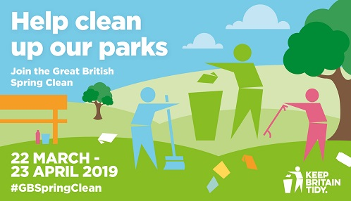 Great British Spring Clean 2019