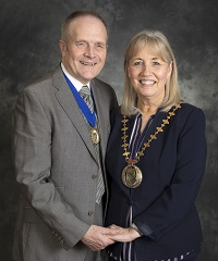 Mayor and Consort