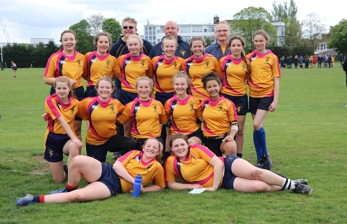 Basingstoke RFC U15