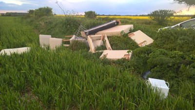 fly tipping website