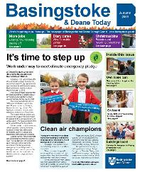 B and D Today front page