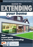 Front cover for Guide to Extending your home