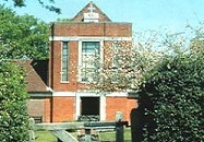 Image of Sandham Memorial Chapel