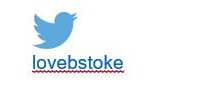 Twitter logo linking to @LoveBstoke
