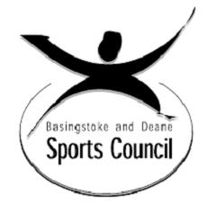 Basingstoke Sports Council logo