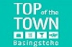 Top of the Town logo landing